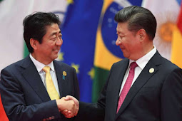 Economics to Take Center Stage as Japan's Shinzo Abe Arrives in China