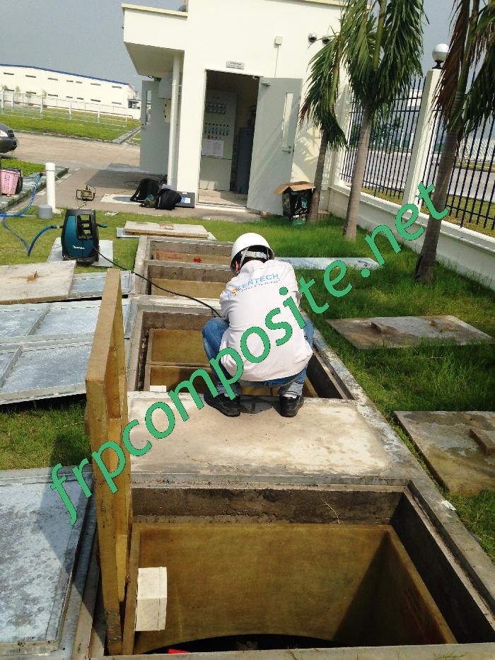 Bảo trì, bảo dưỡng hệ thống xử lý nước thải