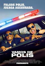 pelicula Vamos de Polis (Agentes del Desorden / Let's Be Cops) (2014)