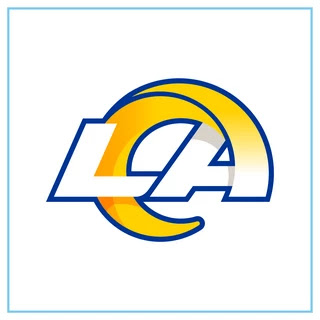 Los Angeles Rams Logo - Free Download File Vector CDR AI EPS PDF PNG SVG
