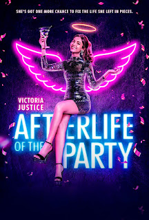 Afterlife of the Party [2021] [CUSTOM HD] [DVDR] [NTSC] [Latino]