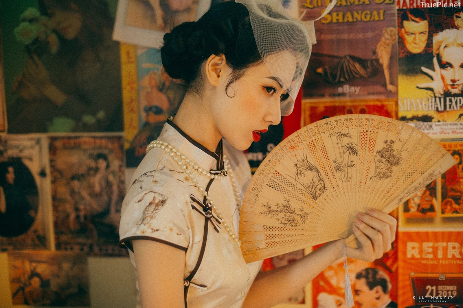 Vietnamese model Lan Huong - Lost in ShangHai - Photo by Killy Nguyen - TruePic.net - Picture 9