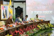 MUI Jateng Sarankan TNI/Polri Ikut Awasi Prokes Salat Tarawih di Masjid
