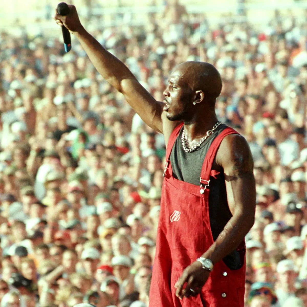 DMX I'm critical condition after suffering overdose