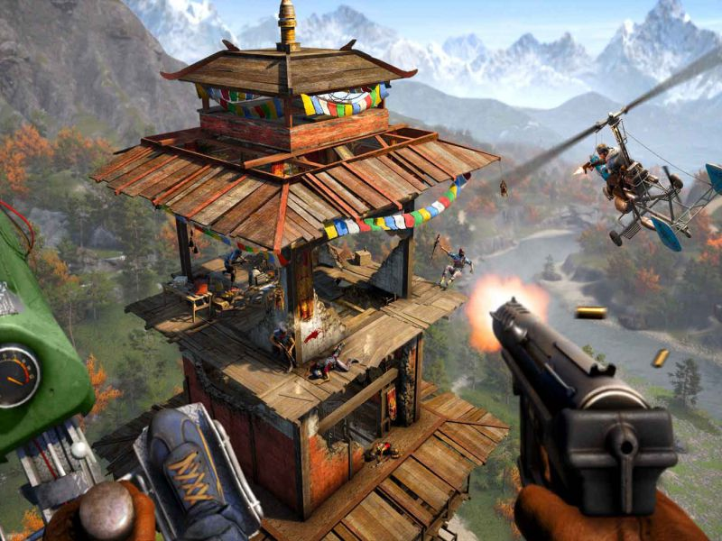 Download Far Cry 4 Free Full Game For PC