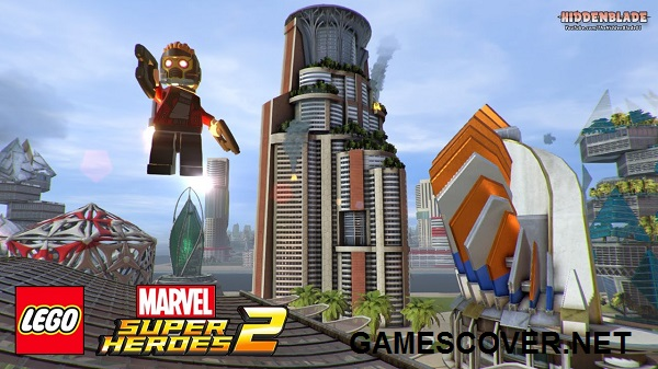 Lego Marvel Super Heroes 2 Story