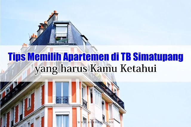 Apartemen di TB Simatupang