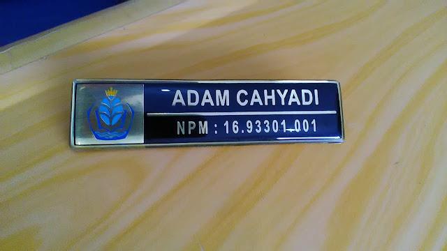 Nama Dada Mahasiswa
