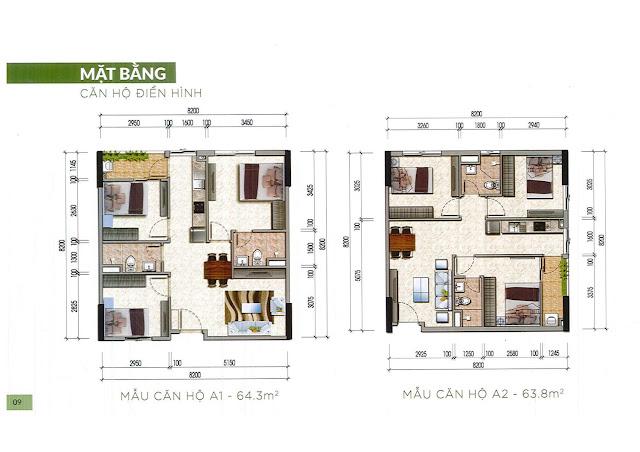 CT3-CT4-Nhà ở xã hội Kim Chung Đông Anh dự án Thăng Long Green City