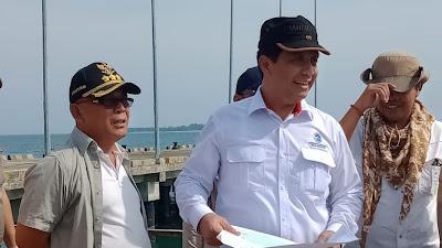 Pemerintah RI Dukung Keseriusan Pasbar Bangun Teluk Tapang