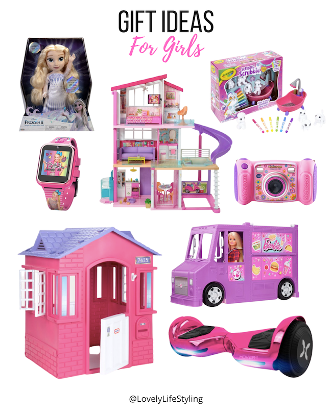 Walmart gift ideas for girls