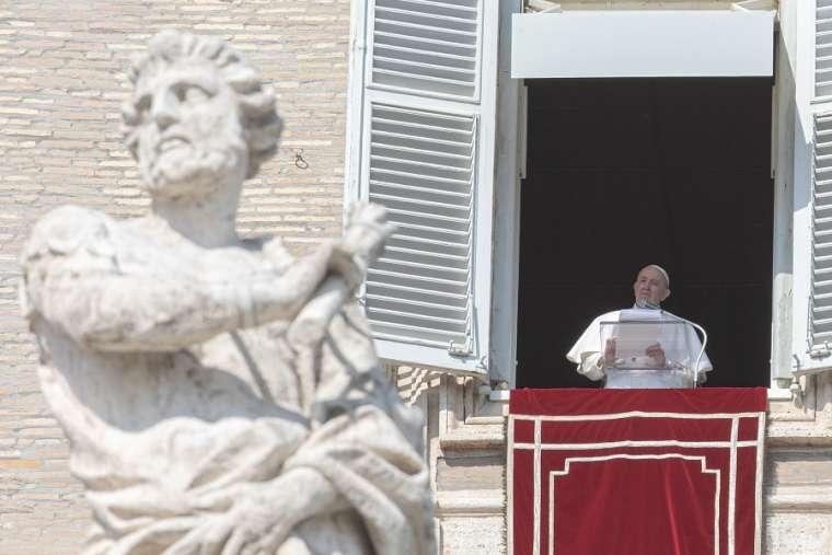 Paus Fransiskus: Kehidupan Orang Kristen adalah Pertempuran Melawan Roh Jahat