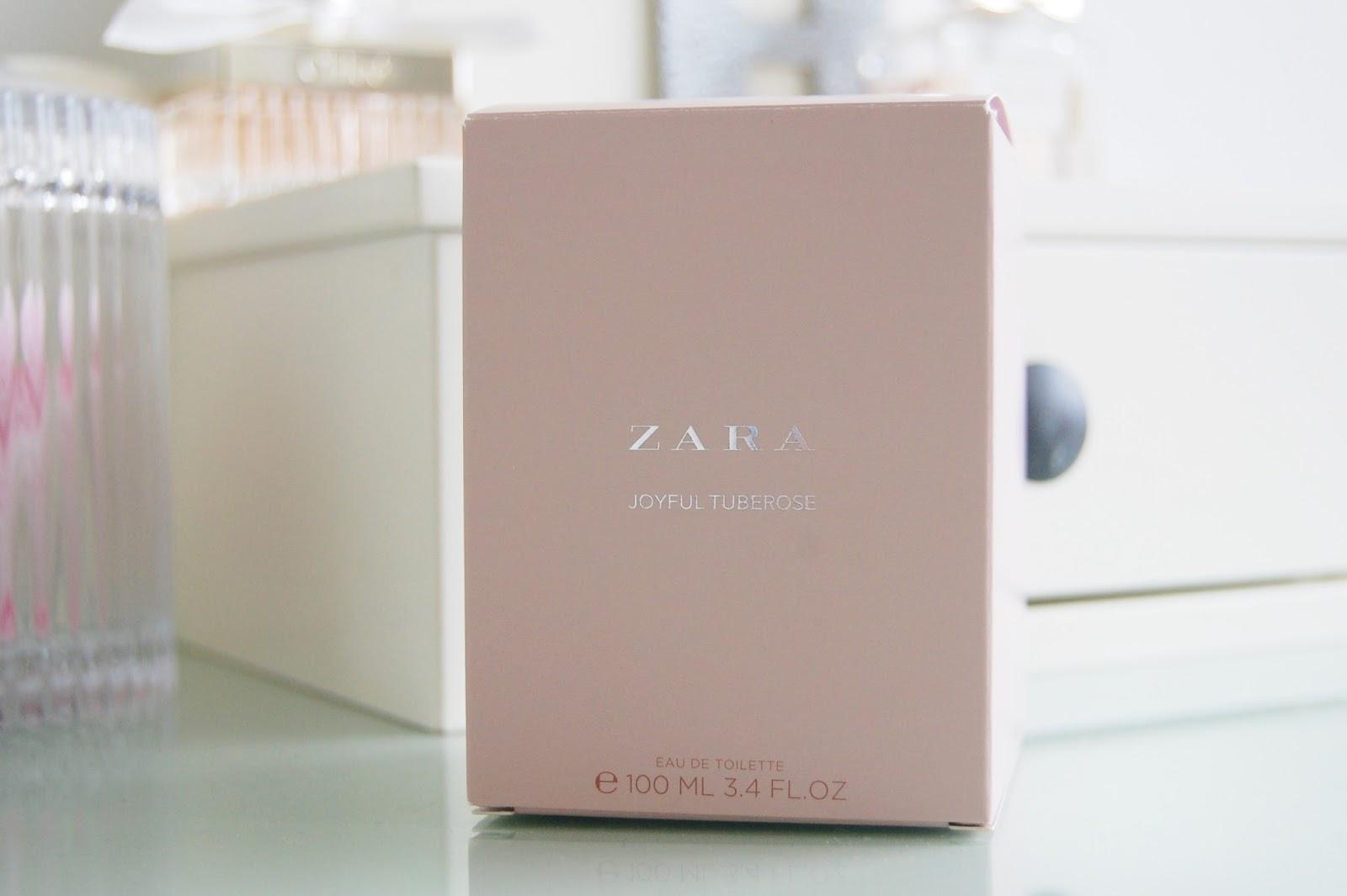 Tuberose Perfume Zara