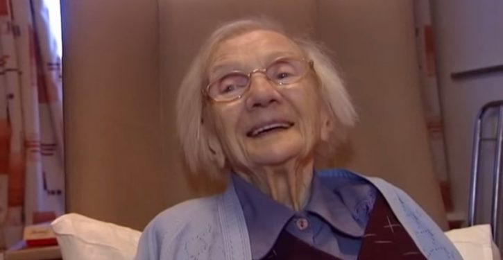 This 109-year-old Woman Says That To Live Long, It Is Better To Avoid Men