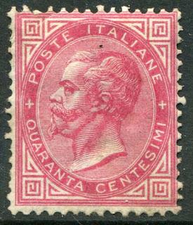 Italy # 31  - King Victor Emmanuel II