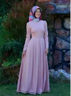 baju kondangan muslimah