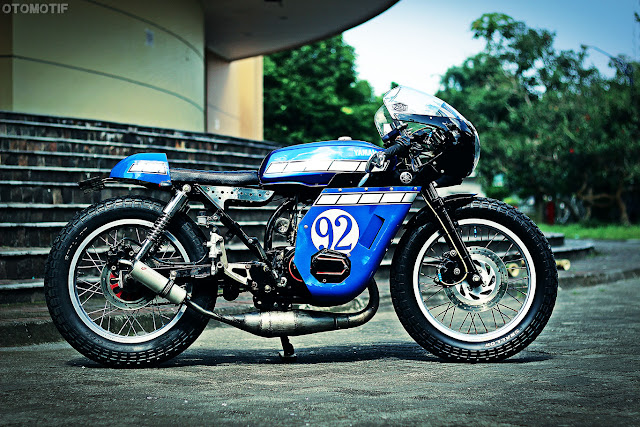 Teguh Setiawan's Yamaha RX-K 135 10