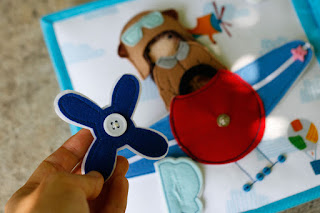 Quiet book for Aria, handmade by TomToy, unique gift for children, travel toy