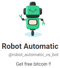 robot automatic bitcoin