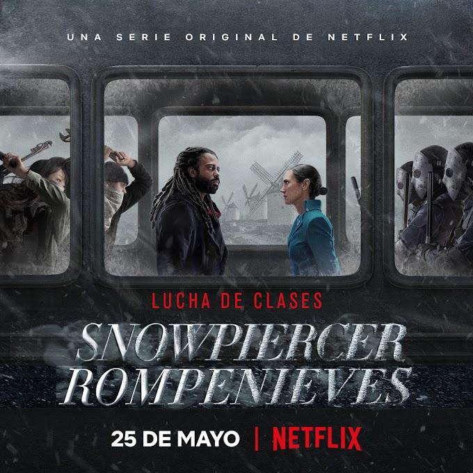 Tráiler de 'Snowpiercer: Rompenieves' (2020) - Serie Netflix