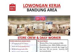 Lowongan Kerja Miniso Bandung