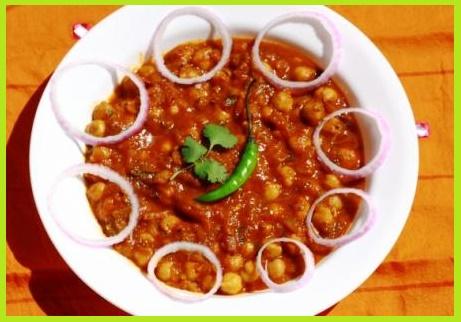 चना मसाला रेसिपी - Dhaba Style Chana Masala Banaane Ki Vidhi