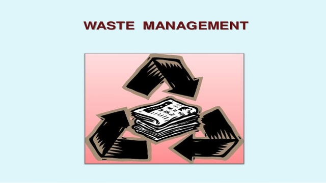 Bioresources Technology and waste management