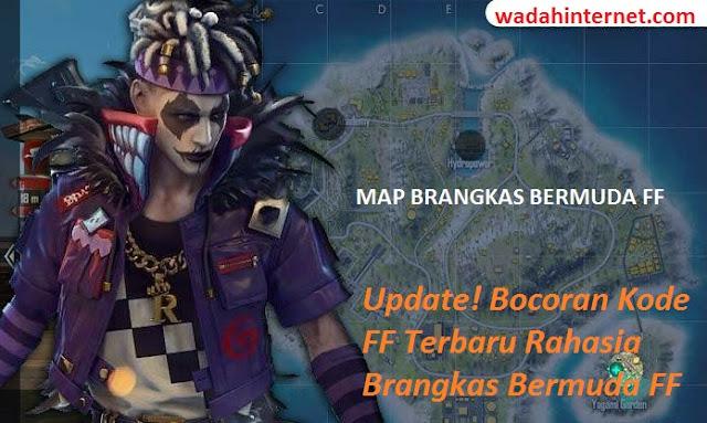 Update! Bocoran Kode FF Terbaru Rahasia Brangkas Bermuda FF
