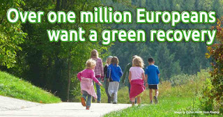 Over one million Europeans want a green recovery. Read the full article by Mauro Anastasio @European Environmental Bureau. Carbon offsetting is vital to your cleaner, greener business and lifestyle. First, make your website and lifestyle carbon-neutral by a self-service carbon offsetting at https://en.zeroco2.cf/#recent