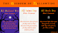 All Hallows Eve (Halloween) in the Traditional, Pre-1955 Liturgical Books