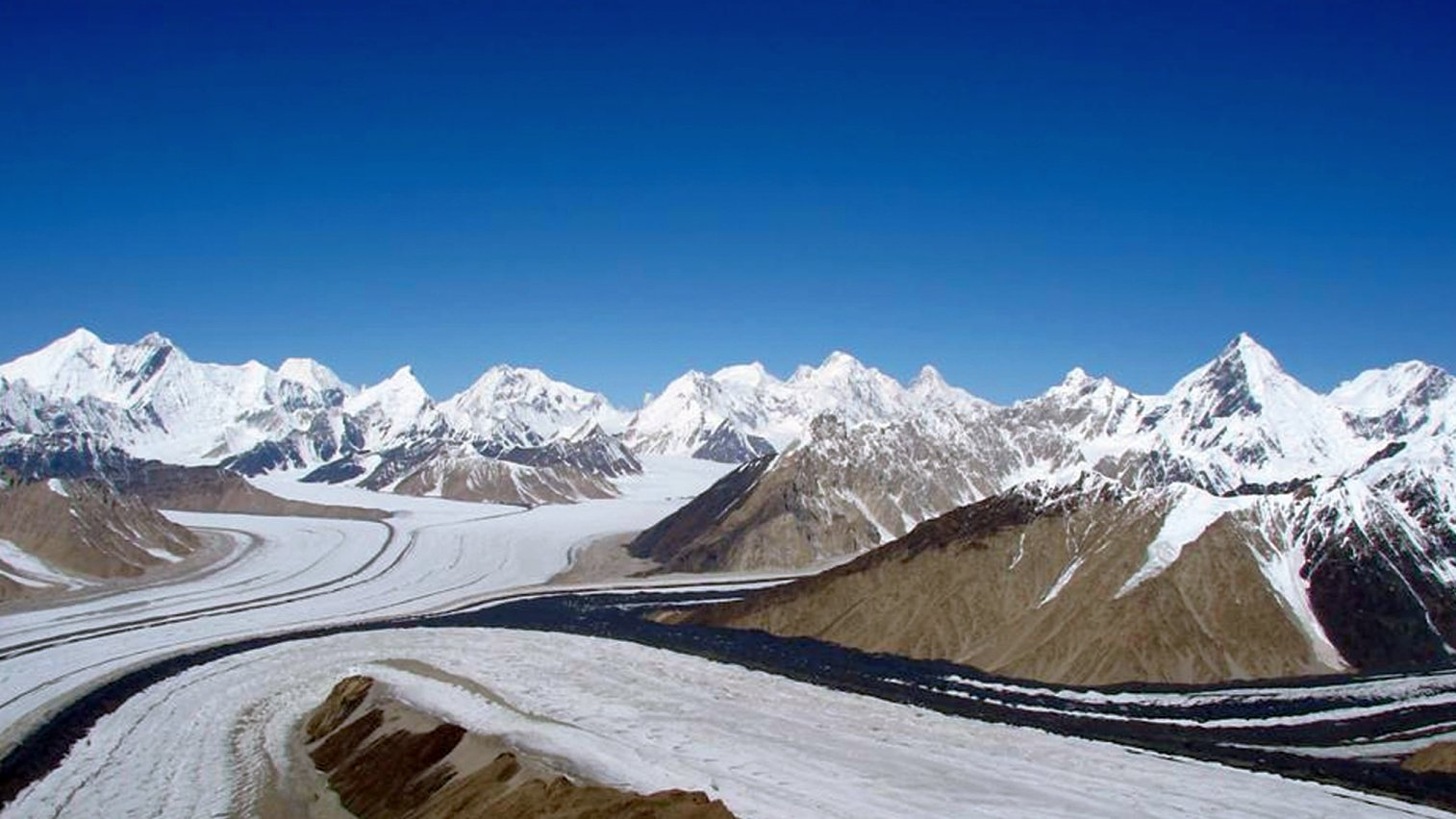 Siachen Glacier - India - 01
