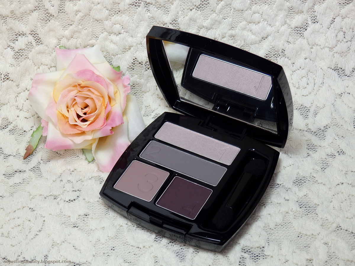 Avon True Color Eyeshadow Quads in Naked Truth, Grin and