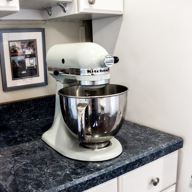 my simple baking tools