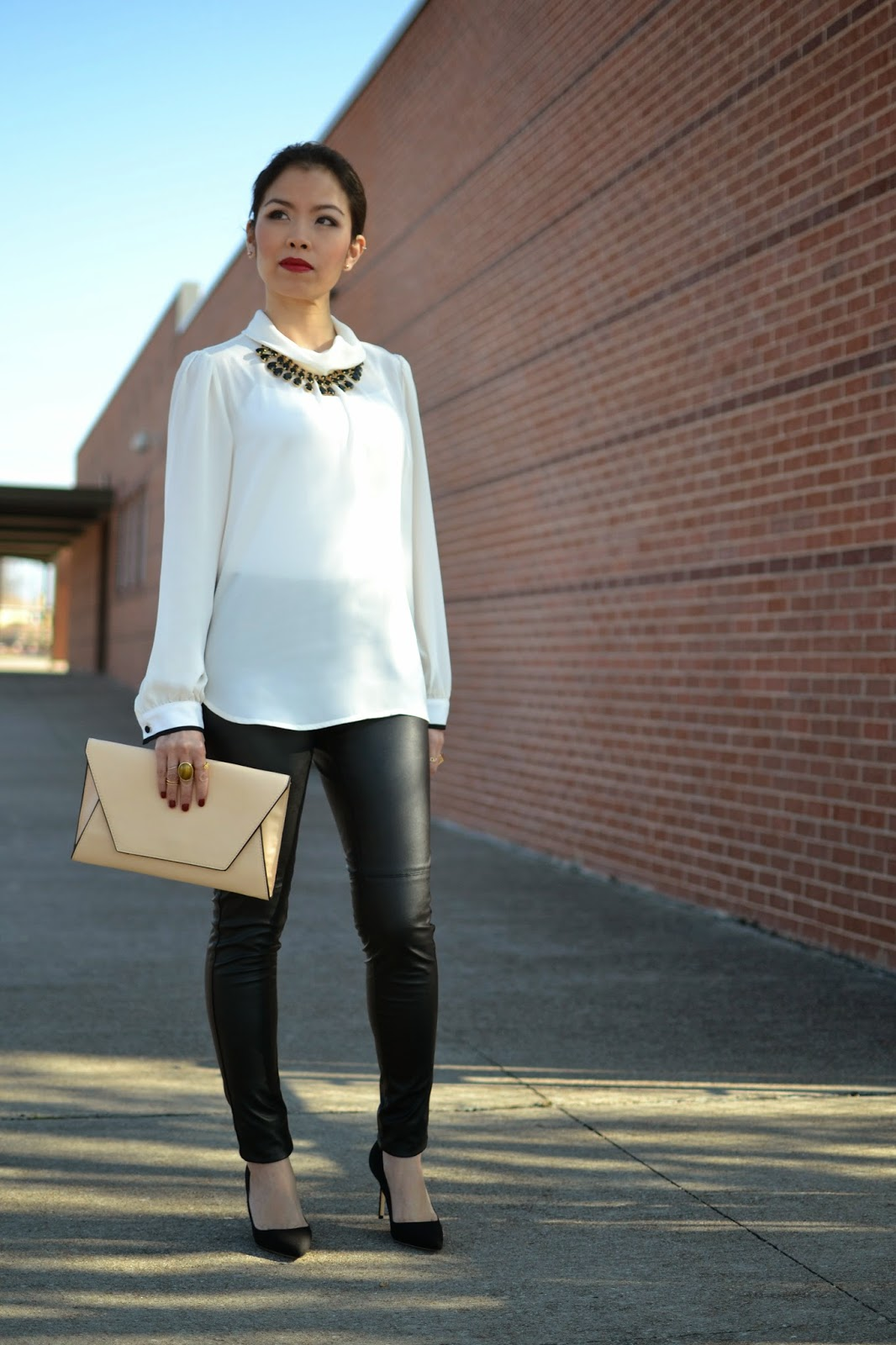 Style and Cappuccino : V-Day Date Outfit Part I: Simple ...