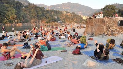 International Yoga Festival 2020 Rishikesh