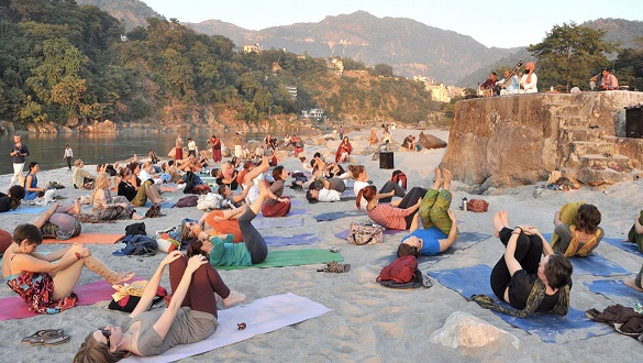 International Yoga Festival 2020 Rishikesh