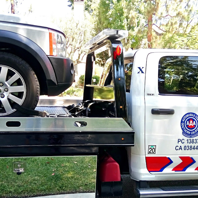 towing from west hills towing