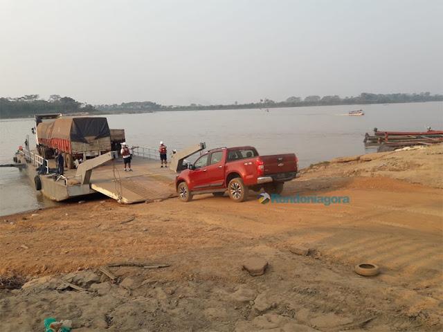 Caminhonete roubada em Rondônia é recuperada na Bolívia após ação da especializada em furtos e roubos de veículos