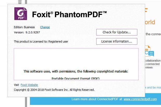 foxit phantompdf business 9 license key