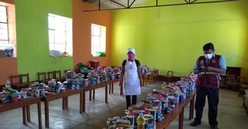 QALI WARMA: Más de 91 mil escolares de Áncash reciben alimentos del programa social como parte de segunda entrega - www.qaliwarma.gob.pe