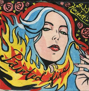 Gudrid Hansdottir Painted Fire