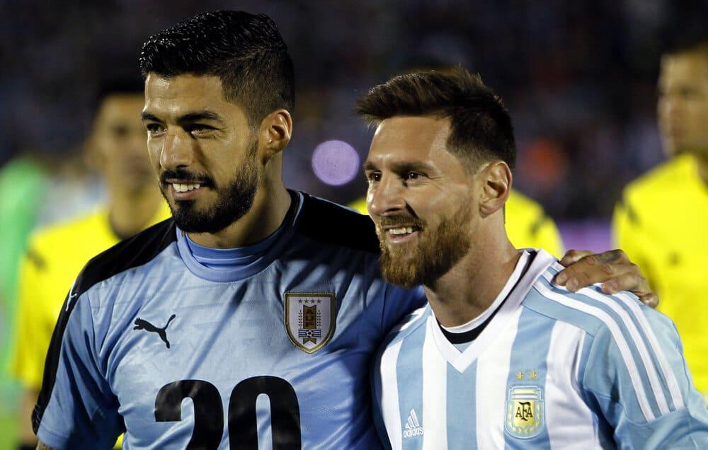 """""""Messi es mi amigo y sabe como sufrí"""", dijo Suárez sobre su salida de Barcelona"""