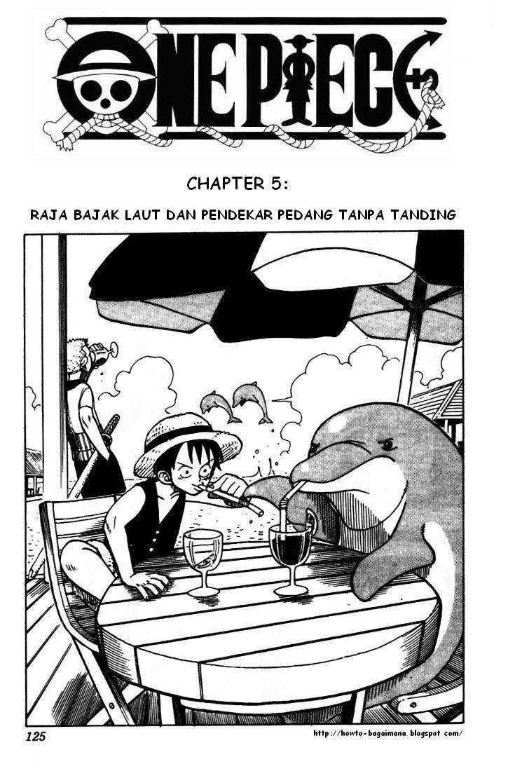 www.imranxrhia.com 002 One Piece 005   Raja Bajak Laut dan Pendekar Pedang