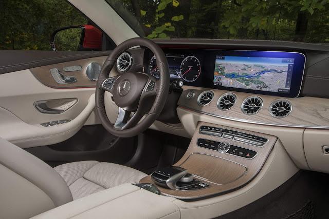 Mercedes E400 Cabriolet