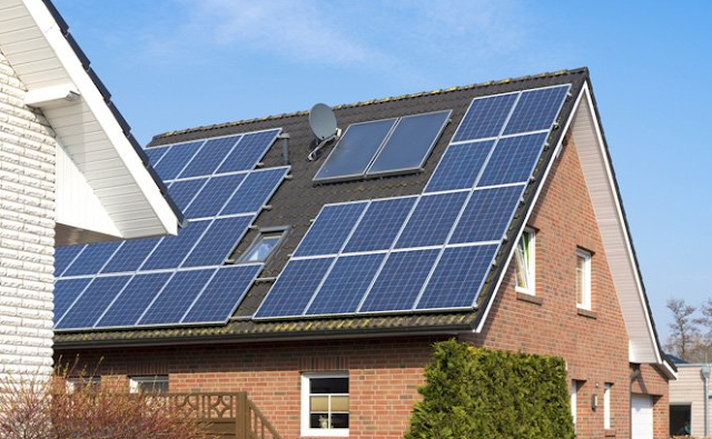 SHEDDING SOME LIGHT ON SOLAR PANELS