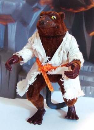 Toyriffic: Movie Star Splinter