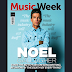 Noel Gallagher Is On The Cover Of Music Week Magazine