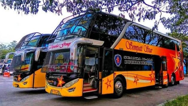 PO. Sempati Star - Bus Sempati Star