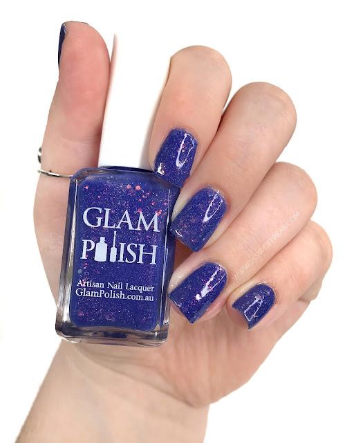 Glam Polish The Craft 25 Sweetpeas