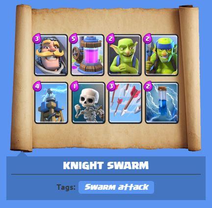 Clash Royale best deck migliore